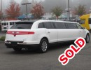 Used 2013 Lincoln Sedan Stretch Limo Executive Coach Builders - Federal Way, Washington - $43,900