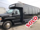 2012, Ford E-450, Mini Bus Limo, Krystal