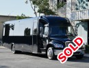 2008, Freightliner, Mini Bus Limo, Federal