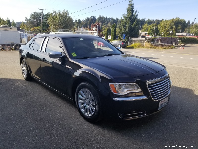 Used 2013 Chrysler Sedan Limo Westwind - Seattle, Washington - $14,900