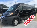 2016, Dodge Ram 3500, Mini Bus Shuttle / Tour
