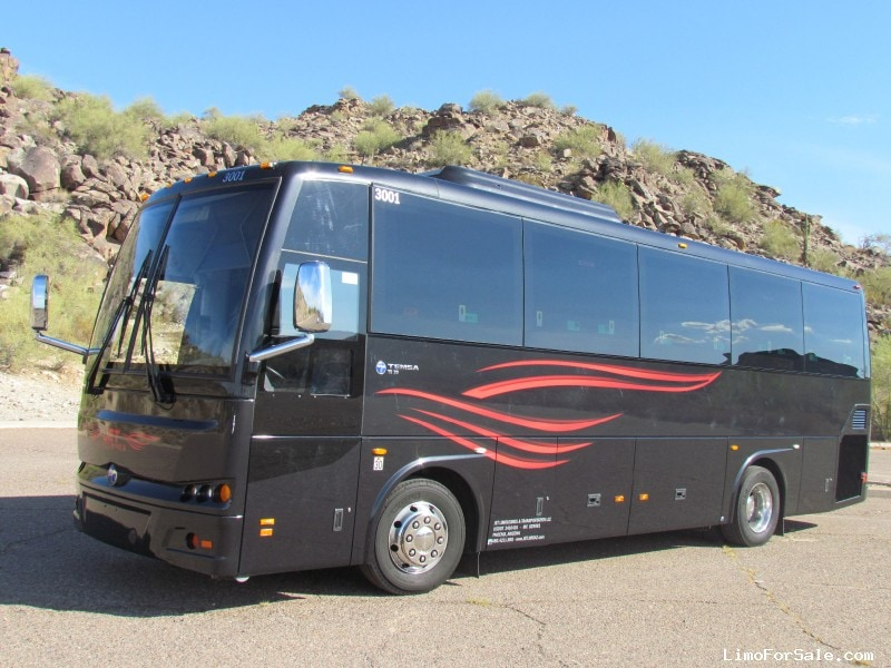 Used 2013 Temsa Mini Bus Shuttle / Tour Temsa - Phoenix, Arizona  - $129,999
