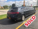 Used 2014 Lincoln MKT SUV Stretch Limo Executive Coach Builders - Des Plaines, Illinois - $22,500