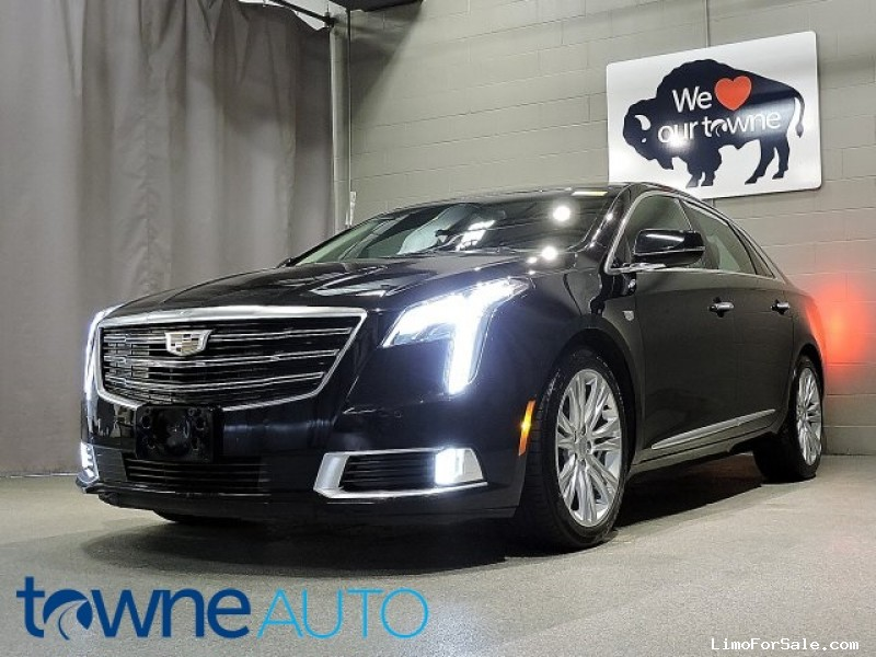 Used 2019 Cadillac XTS Sedan Limo  - orchard park, New York    - $30,219