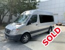 2011, Mercedes-Benz Sprinter, Van Limo