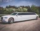 2017, Chrysler 300, Sedan Stretch Limo, Springfield