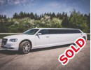 Used 2017 Chrysler 300 Sedan Stretch Limo Springfield - FOND DU LAC, Wisconsin - $42,990