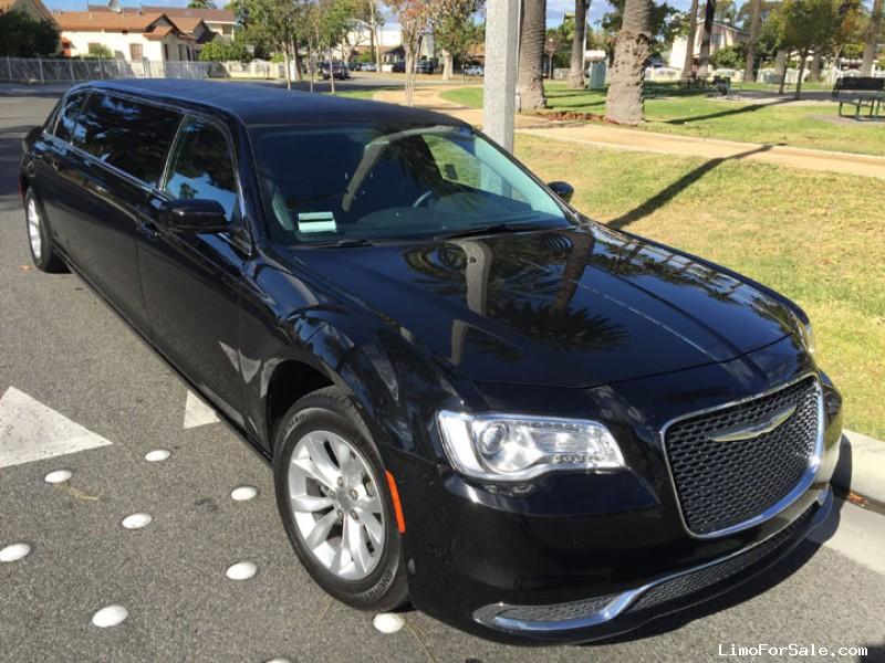 Used 2015 Chrysler 300 Sedan Stretch Limo  - Los angeles, California