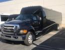 Used 2013 Ford F-650 Mini Bus Shuttle / Tour Grech Motors - Riverside, California - $79,900