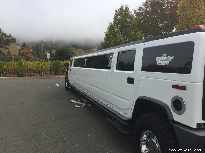 Used 2006 Hummer H2 SUV Stretch Limo Krystal - Fairfield, California - $29,000
