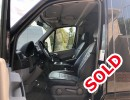 Used 2013 Mercedes-Benz Sprinter Van Limo  - Southampton, New Jersey    - $44,995