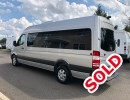 Used 2015 Mercedes-Benz Sprinter Van Shuttle / Tour  - Southampton, New Jersey    - $32,995