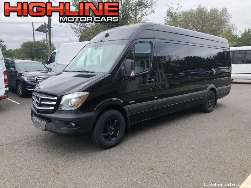 Used 2014 Mercedes-Benz Sprinter Van Limo  - Southampton, New Jersey    - $48,995