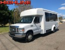 Used 2012 Ford E-350 Mini Bus Shuttle / Tour  - Southampton, New Jersey    - $18,995