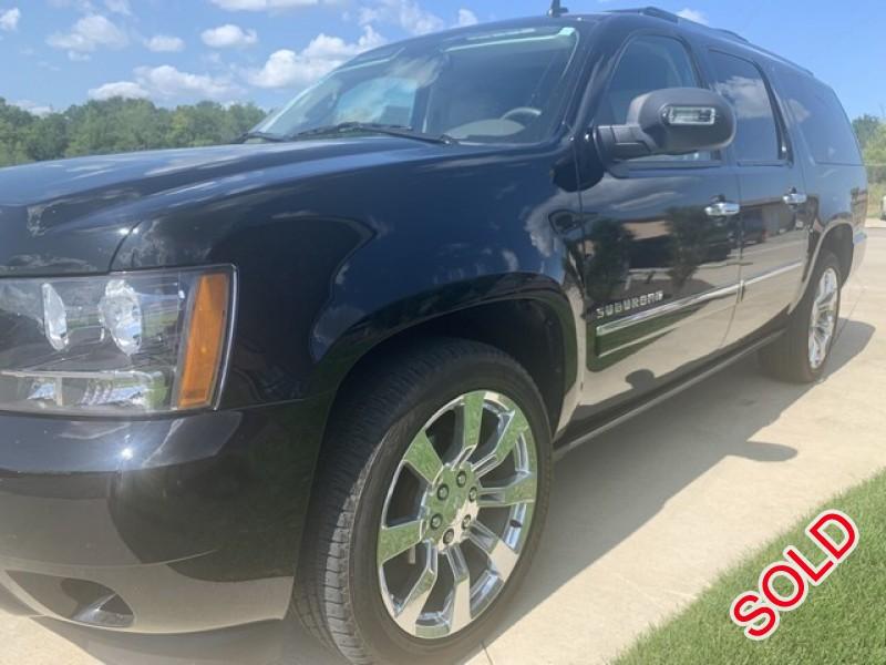 Used 2012 Chevrolet Suburban SUV Limo  - Chesterfield, Michigan - $36,500