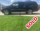 Used 2012 Chevrolet Suburban SUV Limo  - Chesterfield, Michigan - $36,500