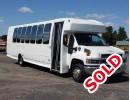 Used 2008 Chevrolet C5500 Mini Bus Limo Turtle Top - Fontana, California - $38,995