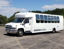 2008, Chevrolet C5500, Mini Bus Limo, Turtle Top