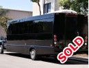 Used 2015 Ford F-550 Mini Bus Shuttle / Tour Tiffany Coachworks - Fontana, California - $68,995