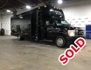 2017, Ford E-450, Mini Bus Limo, Tiffany Coachworks