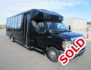 2014, Ford E-450, Mini Bus Shuttle / Tour, Turtle Top
