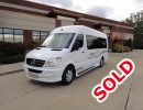 Used 2013 Mercedes-Benz Sprinter Van Limo Tiffany Coachworks - Shelby Twp, Michigan - $44,995