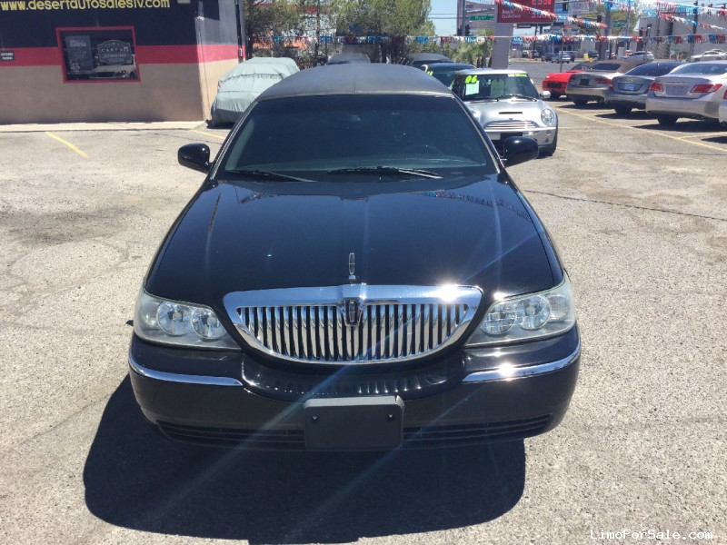 Used 2011 Lincoln Town Car L Sedan Stretch Limo Tiffany Coachworks - Las Vegas, Nevada - $6,995