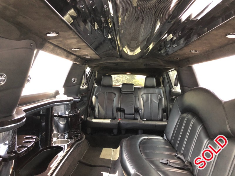 Used 2016 Lincoln MKT SUV Stretch Limo Executive Coach Builders - Winona, Minnesota - $39,000
