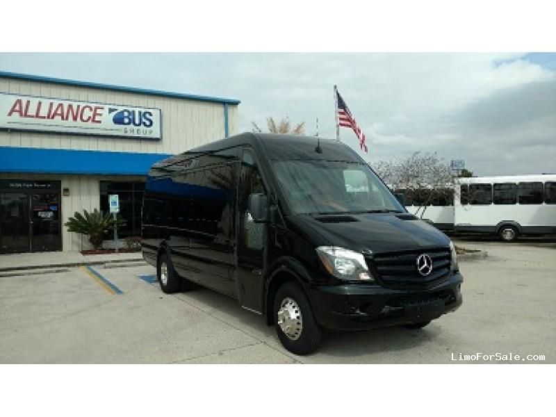 New 2017 Mercedes-Benz Sprinter Van Shuttle / Tour McSweeney Designs - Slidell, Louisiana - $85,000