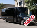 2015, Ford F-550, Mini Bus Shuttle / Tour, Tiffany Coachworks