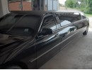 2004, Lincoln Town Car, Sedan Stretch Limo, Springfield