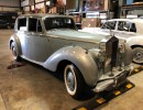 1950, Rolls-Royce Silver Dawn, Antique Classic Limo