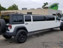 Used 2013 Jeep Wrangler SUV Stretch Limo Quality Coachworks - Green Brook, New Jersey    - $47,500