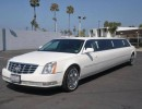 2008, Cadillac DTS, Sedan Stretch Limo, Royale