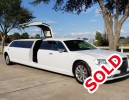 2018, Chrysler 300, Sedan Stretch Limo, First Class Coachworks