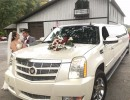 2007, Cadillac Escalade, SUV Stretch Limo, Lime Lite Coach Works
