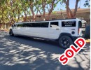 2003, Hummer H2, SUV Stretch Limo, Tiffany Coachworks