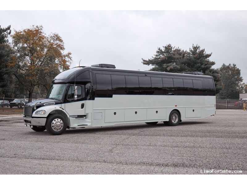 New 2019 Freightliner M2 Mini Bus Shuttle / Tour Global Motor Coach - North East, Pennsylvania
