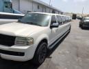 Used 2007 Lincoln Navigator L SUV Stretch Limo Executive Coach Builders - POMPANO BEACH, Florida - $22,500