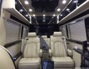 2014, Mercedes-Benz Sprinter, Van Limo, Midwest Automotive Designs