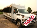 2006, GMC C5500, Mini Bus Limo, Federal