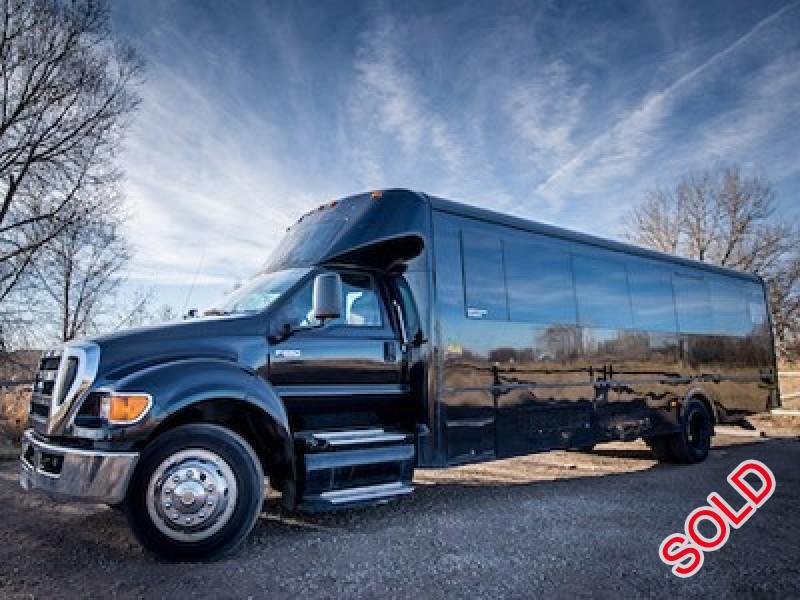 Used 2008 Ford F-650 Mini Bus Limo Designer Coach - Fort Collins, Colorado - $25,000