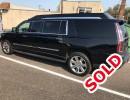 Used 2017 Cadillac Escalade ESV SUV Stretch Limo Quality Coachworks - Oaklyn, New Jersey    - $84,550
