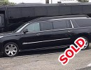 2017, SUV Stretch Limo, Quality Coachworks, 20,365 miles