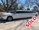 2009, Lincoln MKZ, Sedan Stretch Limo