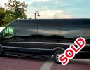 2010, Mercedes-Benz Sprinter, Van Limo