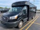 2018, Ford Transit, Van Limo