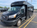 Used 2018 Ford Transit Van Shuttle / Tour Battisti Customs - Livonia, Michigan - $47,500