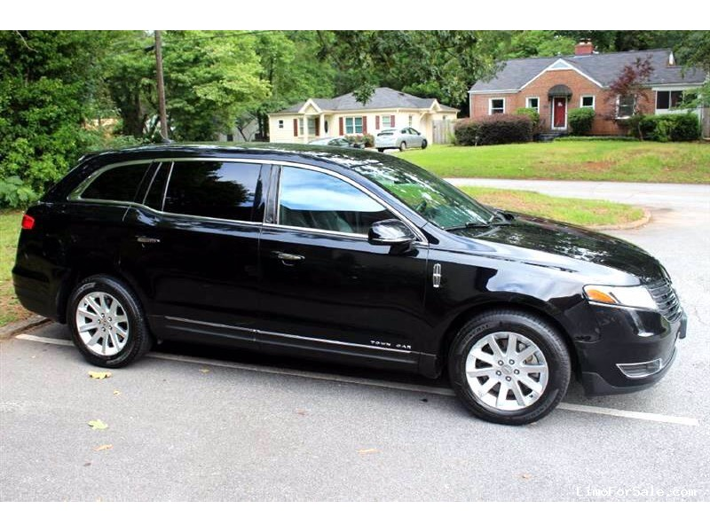 Used 2017 Lincoln MKT SUV Limo  - Scottdale, Georgia - $19,999