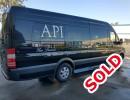 Used 2013 Mercedes-Benz Sprinter Van Limo Battisti Customs - West Sacramento, California - $25,000